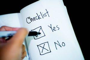 Checklist coach worden