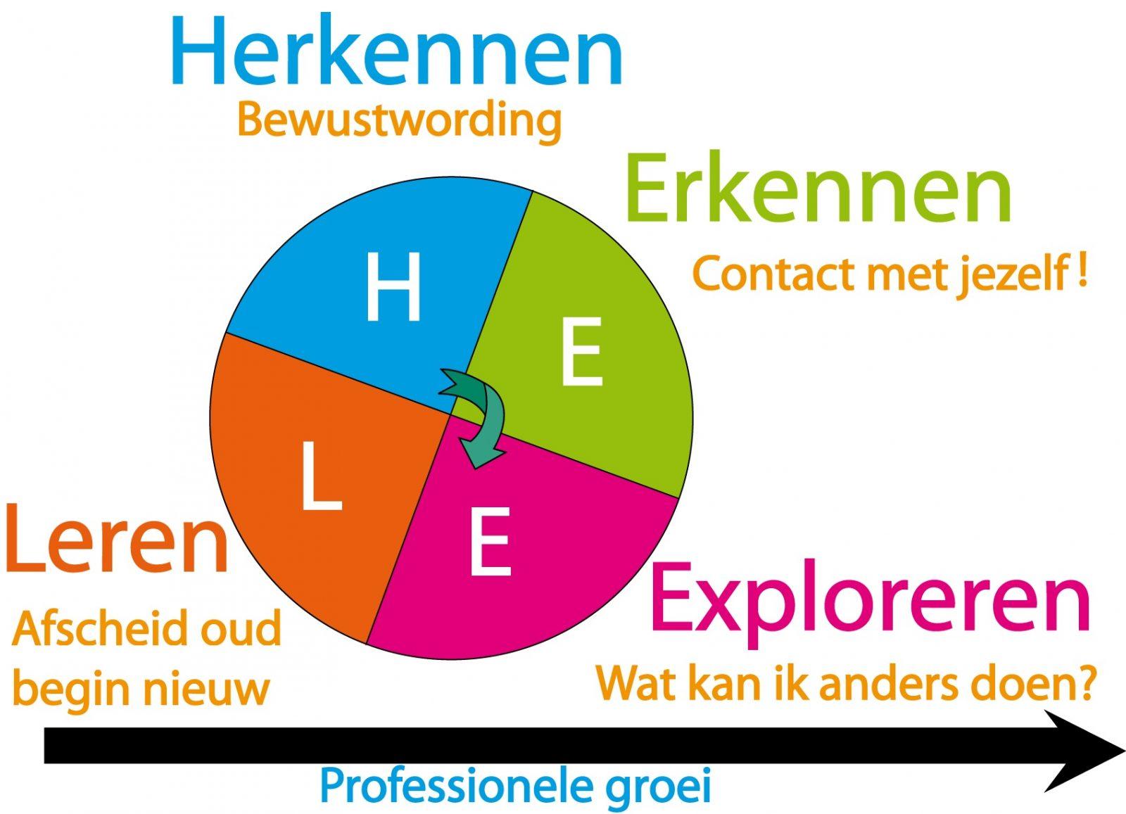 coachingstraject leercirkel van HEEL