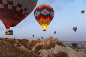 onlinetraining persoonlijk leiderschap luchtballonnen