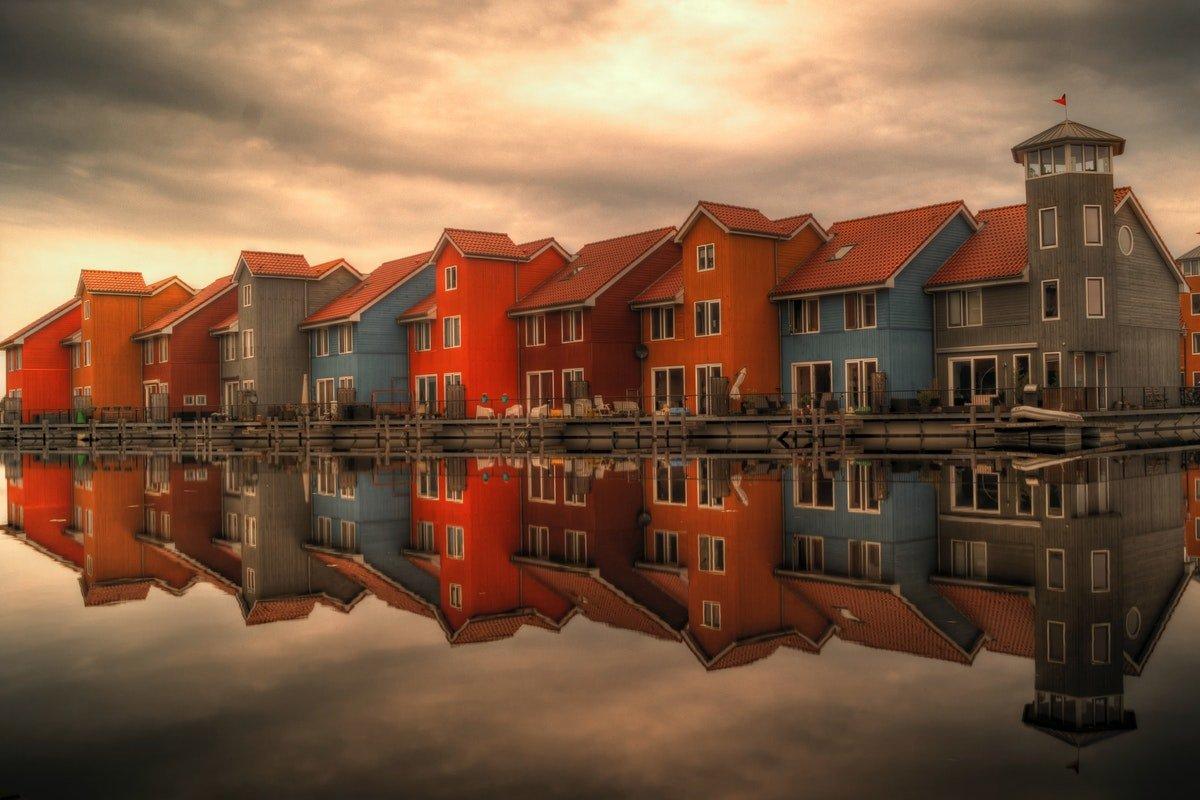 reflectiemodel-spiegelende-huizen