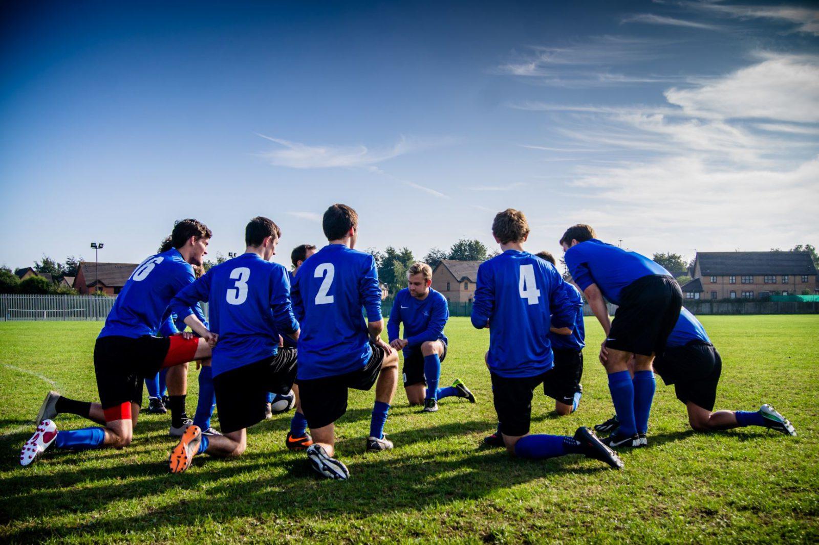 samenwerken als team